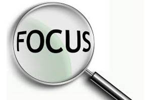 Focus on what you do best